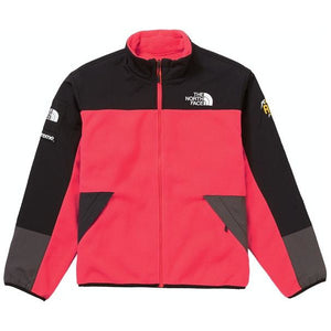 Supreme The North Face RTG Fleece Jacket - Bright Red