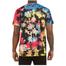 Load image into Gallery viewer, Ice Cream Tie Dye Boundaries SS Knit (401-4304)