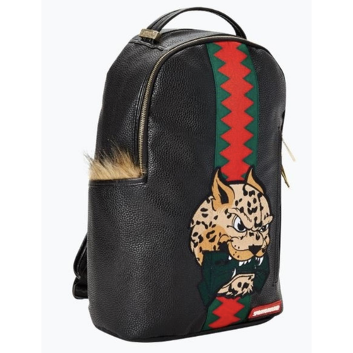 Sprayground Spucci Leopard Money Backpack