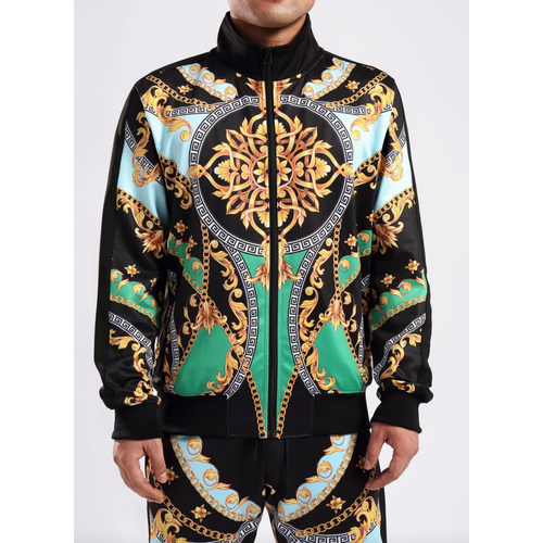 Hudson Never Baroque Track Jacket (H6052740)