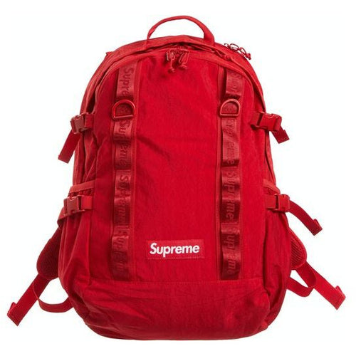 Supreme Backpack (FW20) - Dark Red