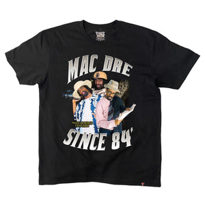 "Thizz ""Since 84 Vintage"" Black Tee"