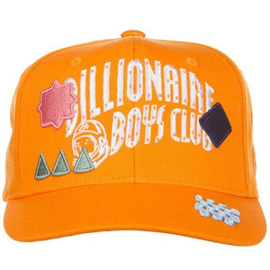 BBC Orange Peel BB Arch Snapback Hat (801-9802)