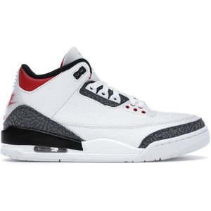 Jordan 3 Retro - SE Fire Red Denim (2020)