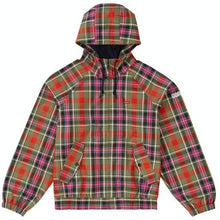 Load image into Gallery viewer, Supreme GORE-TEX Hooded Harrington Jacket - Olive Plaid