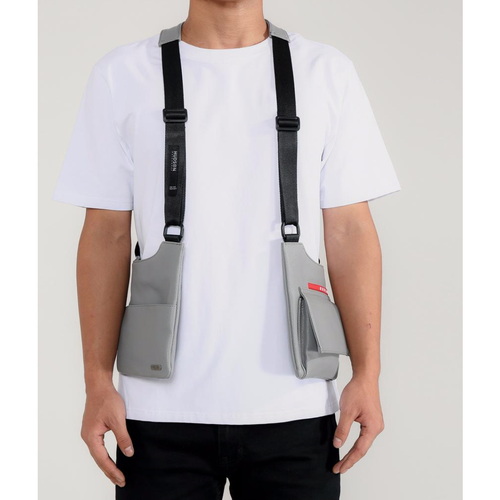 Hudson Gray Lux Holster Bag