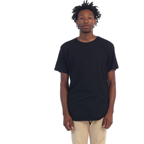 EPTM Plain Long Black Tees