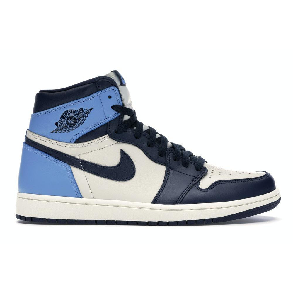 Jordan 1 Retro High - Obsidian UNC