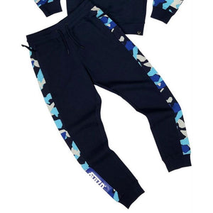 Civilized Teddy Bear Navy Camo Joggers ONLY