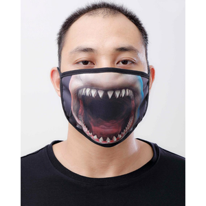 Hudson Jaws Shark Face Mask