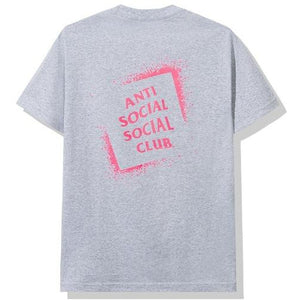 Anti Social Social Club Toy Tee - Grey