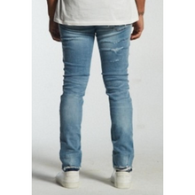 Load image into Gallery viewer, Embellish Blue Vintage Whitney Rip & Repair Jeans (EMBSUM20-102)