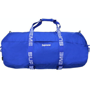 Supreme Large Duffle Bag (SS18) - Royal