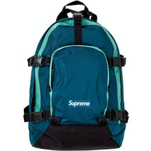 Load image into Gallery viewer, Supreme Backpack (FW19) - Dark Teal
