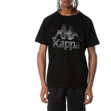 Load image into Gallery viewer, Kappa Black Authentic Sand Cracken Tee (304SD40-005)