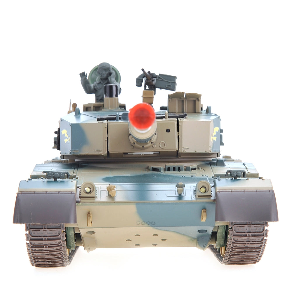 IBOT 1:24 Defense FoRemote Controlled RCe Type 90 Remote Controlled RC Airsoft Battle Tank