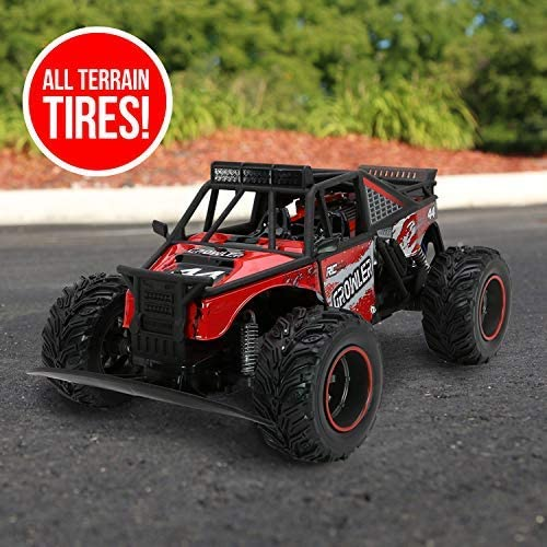 New Bright RC CHARGERS Growler Remote Controlled Off Road Truck 1:12 Scale - Special Price