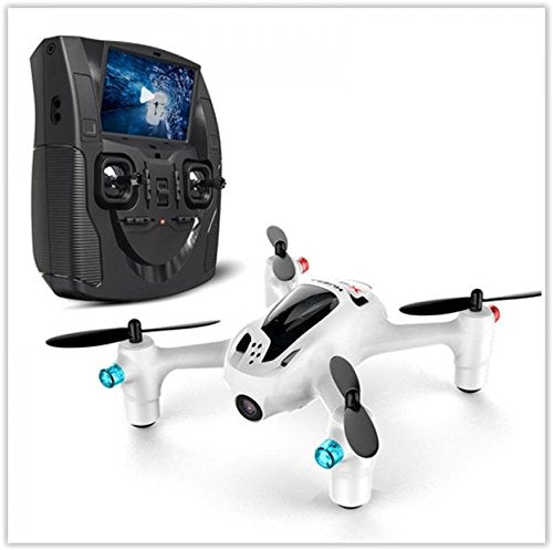 Hubsan FPV X4 Plus H107D+ RC Drone FPV  Altitude Mode HD Camera Refurbished