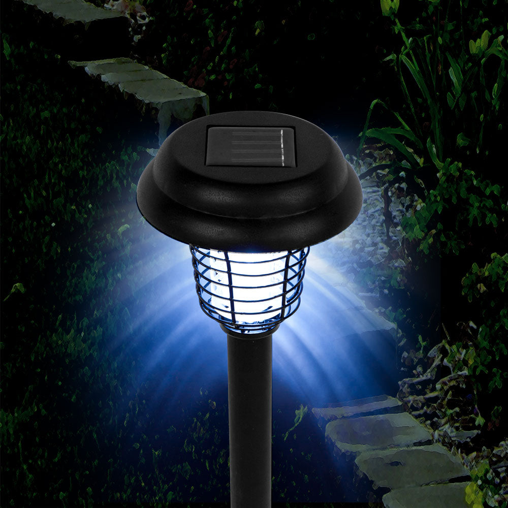 Solar Bug Zapper LED and UV Light by Pure Garden