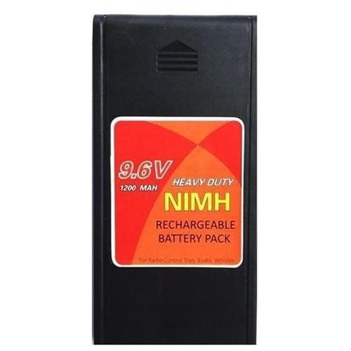 1 X Battery Pack 9.6 Volts 1200 MAH Rechargable NIMH Battery for New Bright
