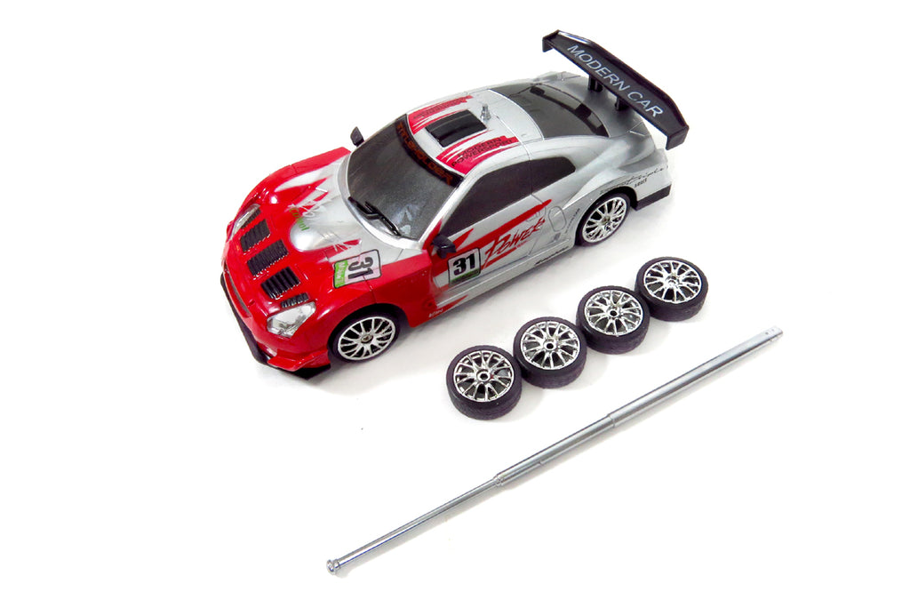 IBOT 1:24 RC Drift Remote Control Race Car (Red)