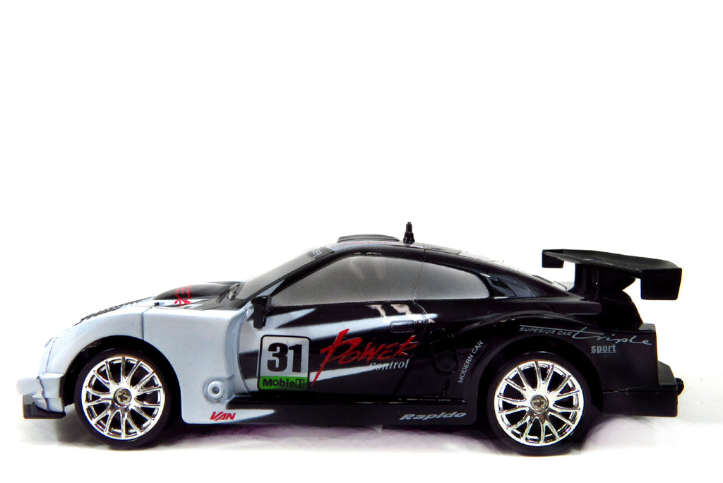 IBOT 1:24 RC Drift Remote Control Race Car (White)