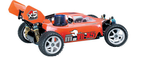 IBOT 1:10 35-45mph Remote Controlled RC Nitro Buggy Engine 0.15 w/ 2 Gears