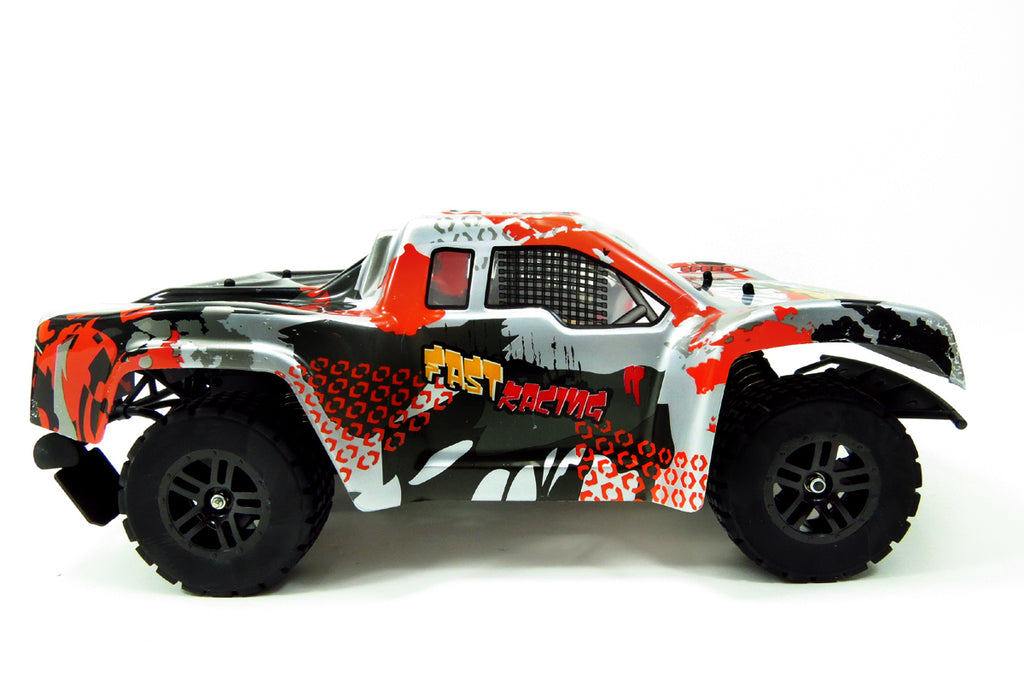 IBOT 1:12 2.4G Remote Controlled RC Pathfinder Remote Control Truck (Silver)