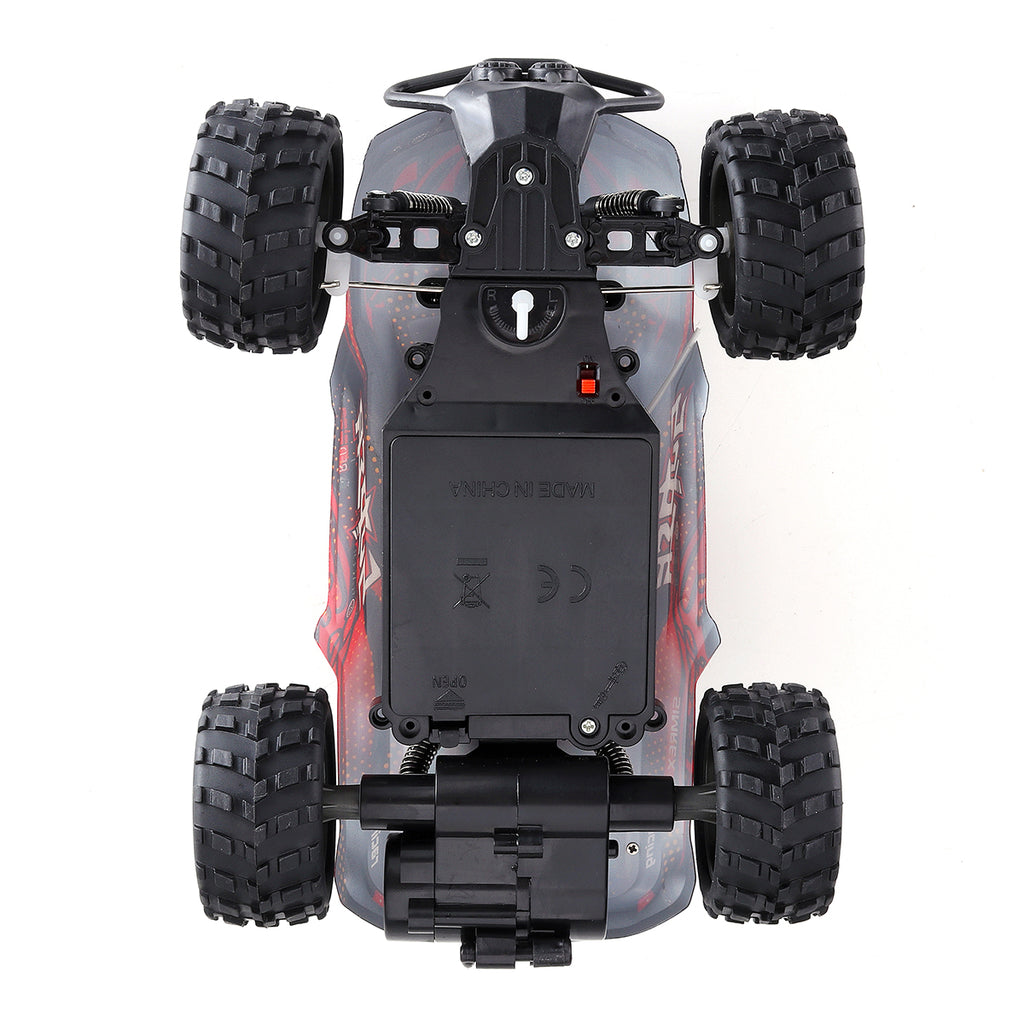 1:18 Scale RC Car Truck 2.4G 4WD High Speed Fast Remote Control Car - Blue