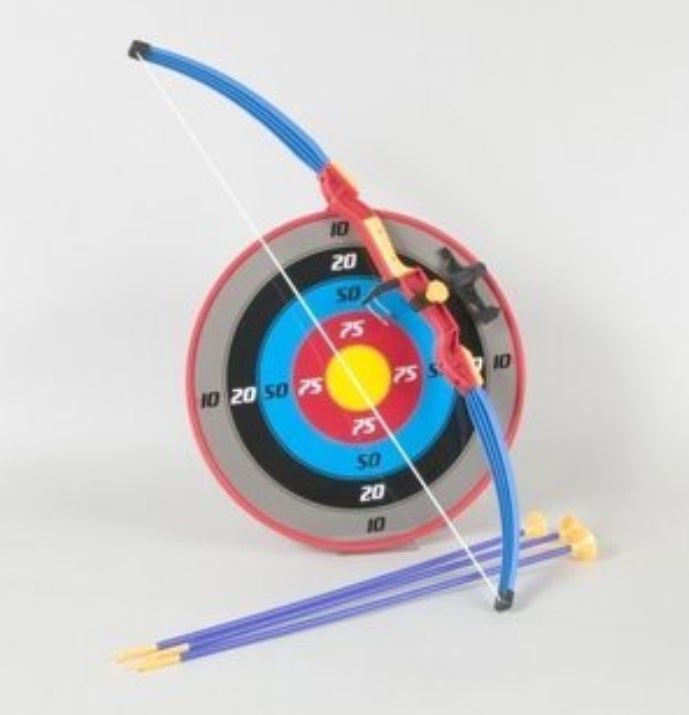 IBOT Kings Sport Toy ARemote Controlled RChery Bow And Arrow Set for Kids With Suction Cup Arrows And Target