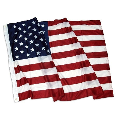2PC X 3'x 5' FT USA American Polyester Flag Stars Brass Grommets