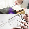 Super Strong LED Ultraviolet Light,Portable UV Light Sanitizer Wand Ultraviolet Disinfection Lamp , Portable LED Sterilizer Light for Household Office Travel Baby Pets Stuff
