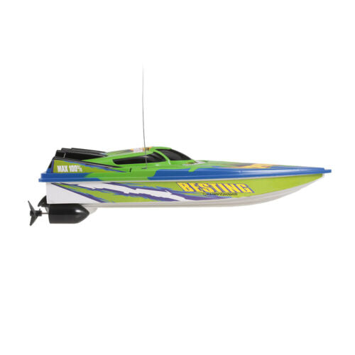 RC Boat High Speed Radio Controlled Motor 20km/H Toy Gifts For Lakes Pools H1K7