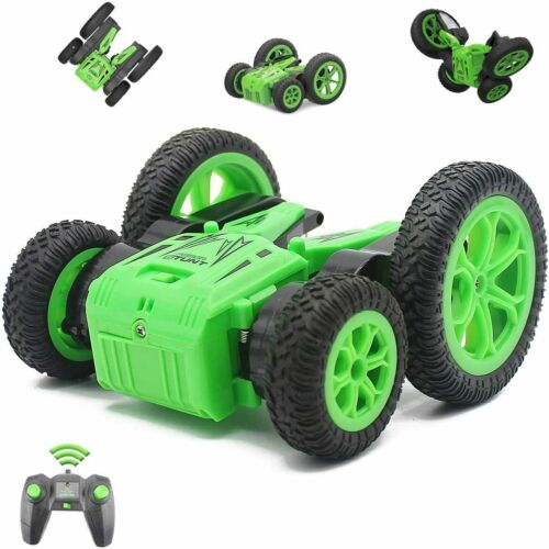 netjett Remote Control Car RC Stunt Car for , 4WD 2.4GHz Double Sided Tricks
