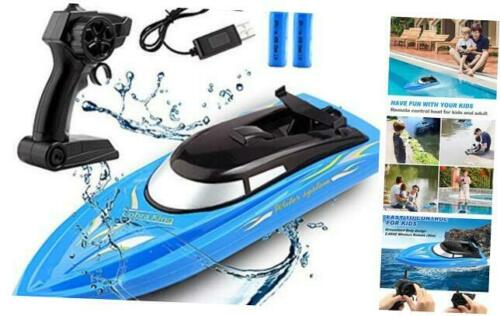RC Boat Remote Control Boats for Pools and Lakes, Wemfg RH701 15km/h High Speed