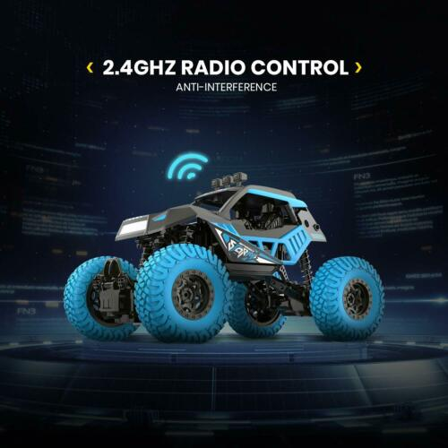 RC Monster Truck Car 1:20 Scale 4WD 2.4Ghz Off-road Remote Control Car