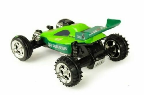 1:52 Remote Control Car Mini RC KART Racing BUGGY - Green Color US Seller