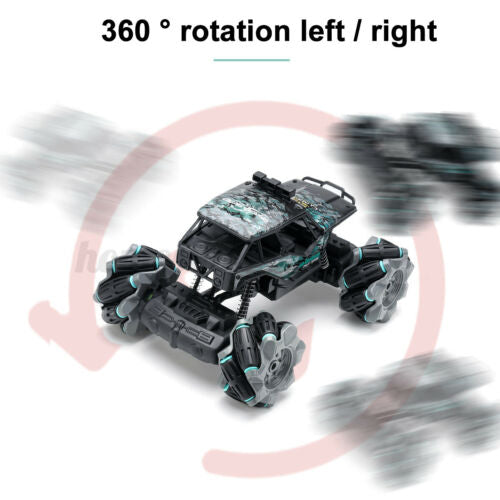 360° Rotation Remote Control Car Boat Truck for  RC Car RC Stunt Car Toys