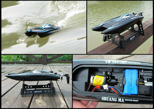 7014 Remote Control Speed Boat, High Speed RC Racing Boat, 12 Mph Indoor Outdoor