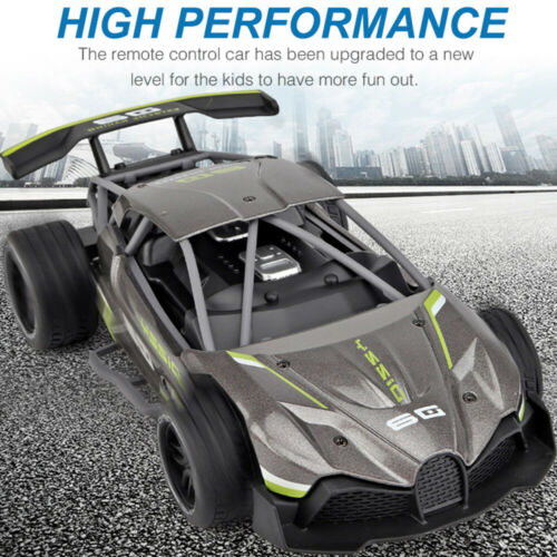 1/16 RC Car 2.4G Drifter Alloy Remote Control Drift High Speed Racing Toy Gifts