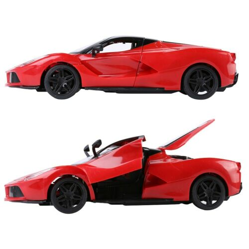 1:16 High Speed Radio Remote Control RC Racing Car Open Doors Toy Xams Gift