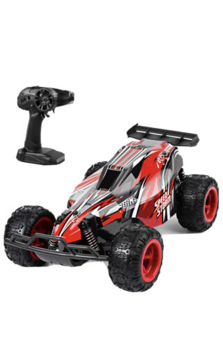 Remote Control Car, 2.4 GHZ High Speed Racing Rc Car with 4 Batteries,
