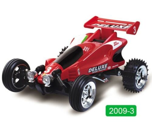 1:52 Remote Control Car Mini RC KART Racing BUGGY -  color RED US Seller