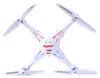 "IBOT 12"" Syma 4CH 2.4GHz 6 Axis Gyro Remote Controlled RC Quadcopter +2.0MP HD Camera and 2G SD Card"