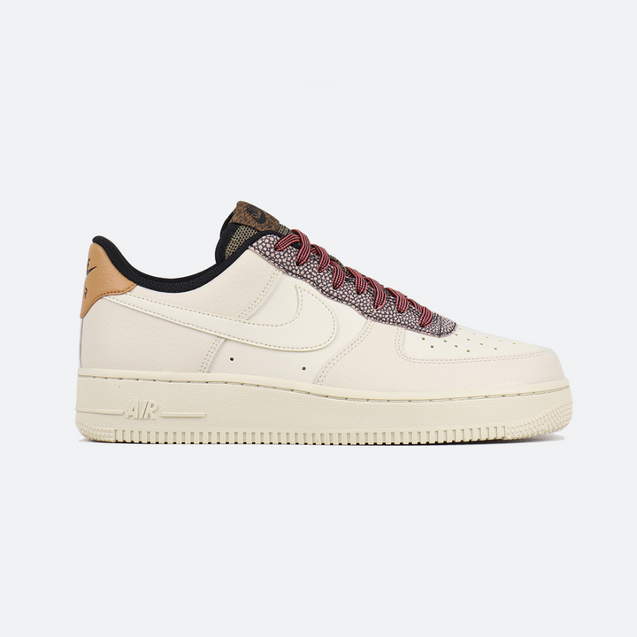 NIKE AIR FORCE 1 '07 LV8 FOSSIL - ELIXOR