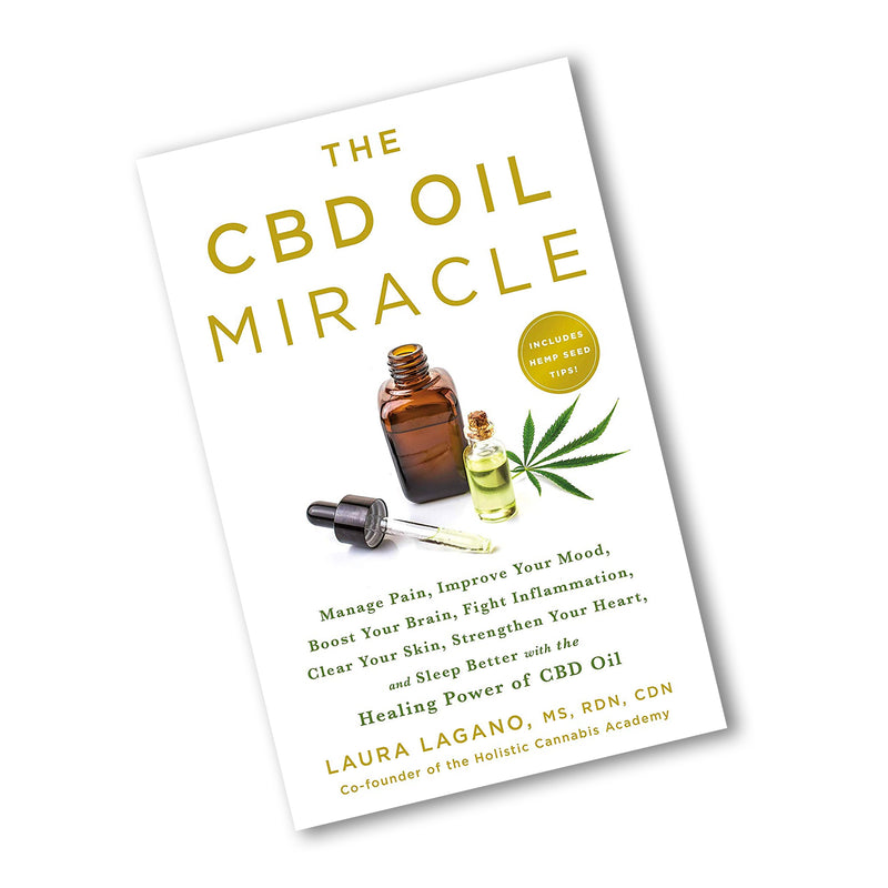 The CBD Oil Miracle, Laura Lugano