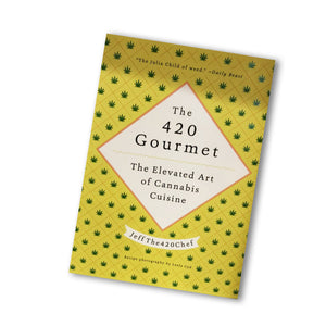 420 Gourmet, Cookbook, Book | The Hemp Store Mx