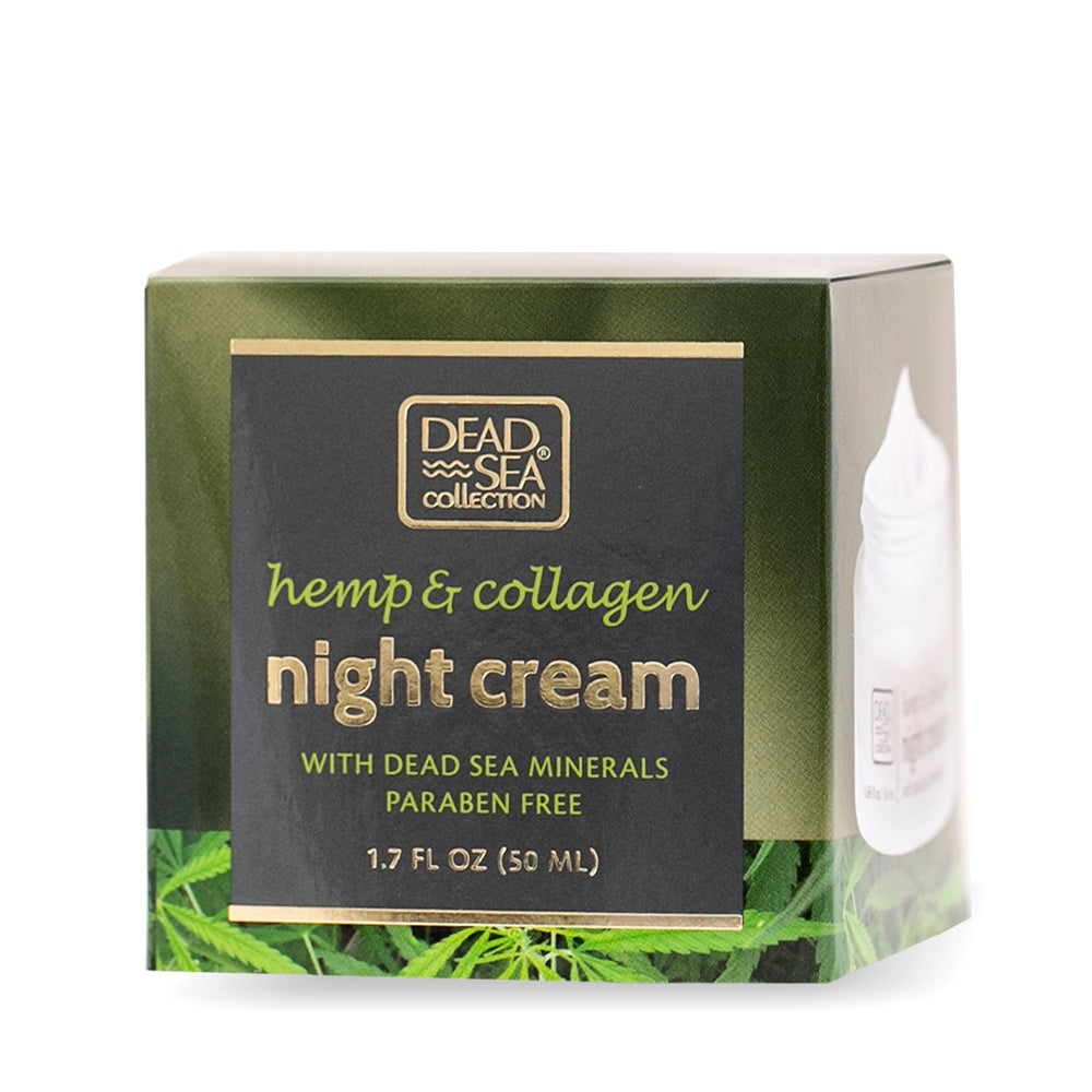 Hemp & Collagen Night Cream