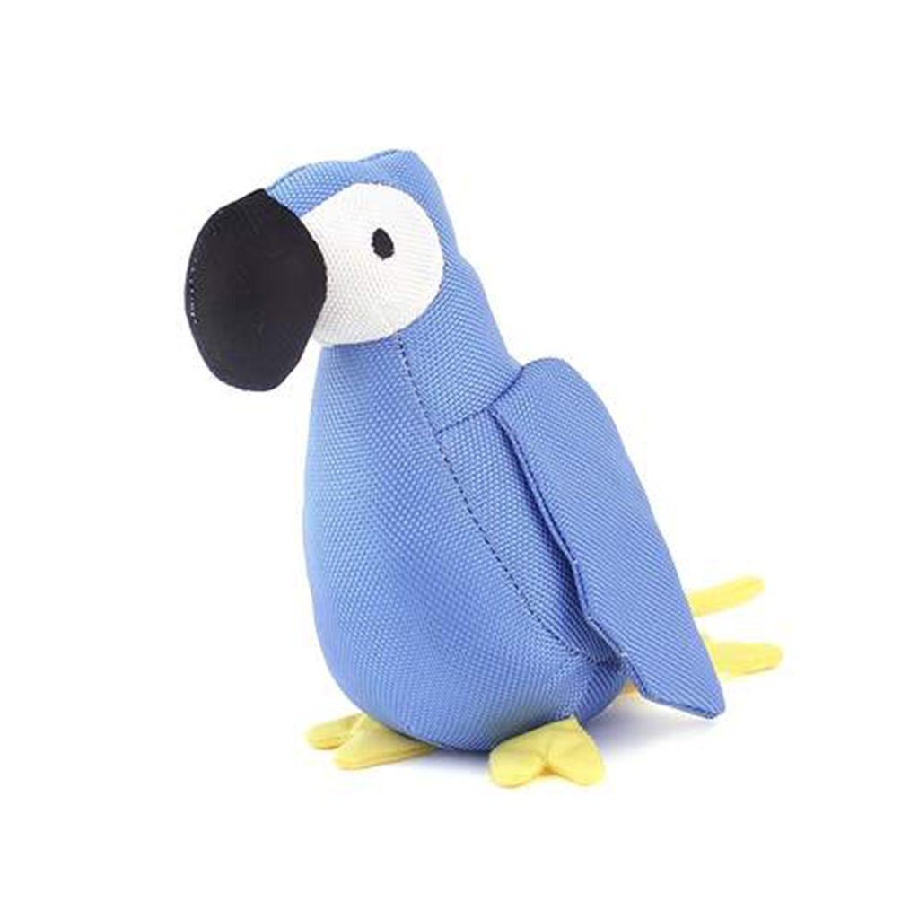 CUDDLY PARROT SOFT TOY