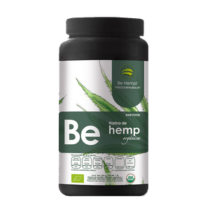Be Hemp! Raw Food, Organic Hemp Flour, 1LB